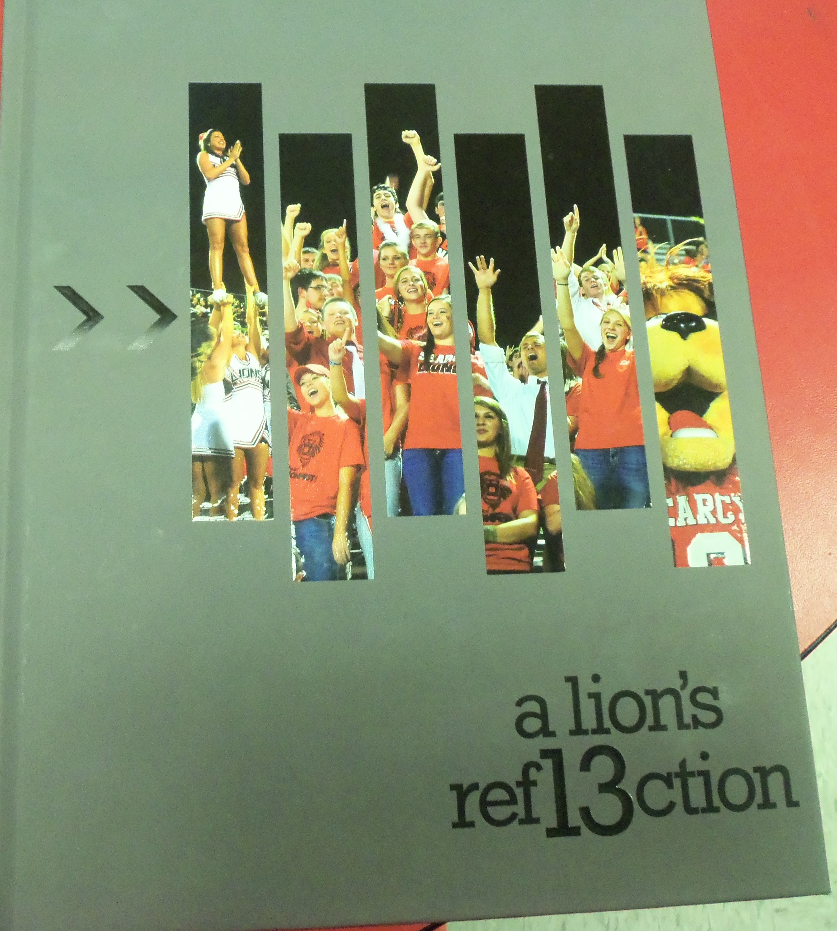 Students reflect on 2013 yearbook