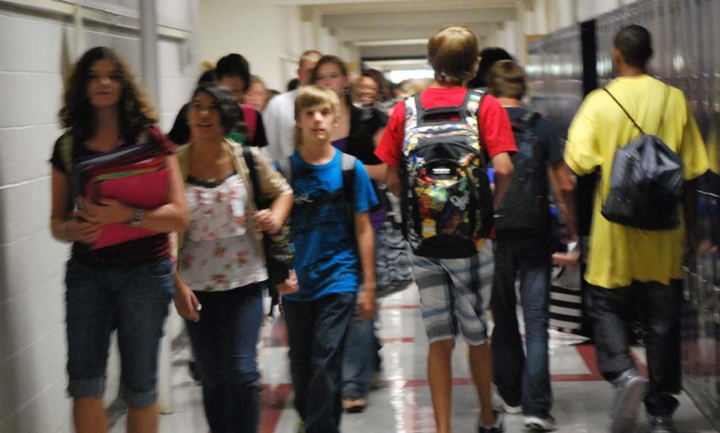 Searcy High welcomes class of 2015