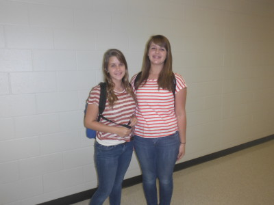 Students start seeing double in the halls