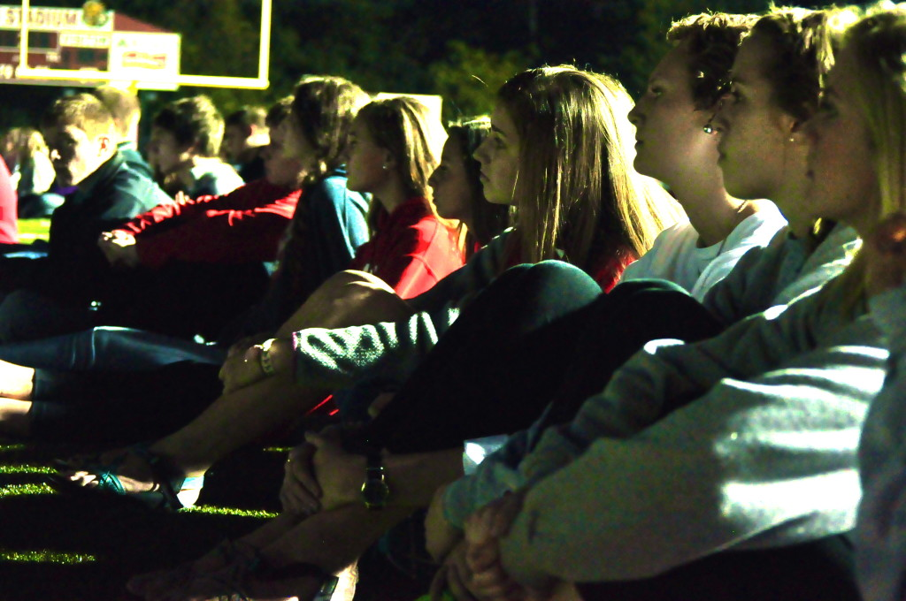 Fields of Faith brings students together to worship