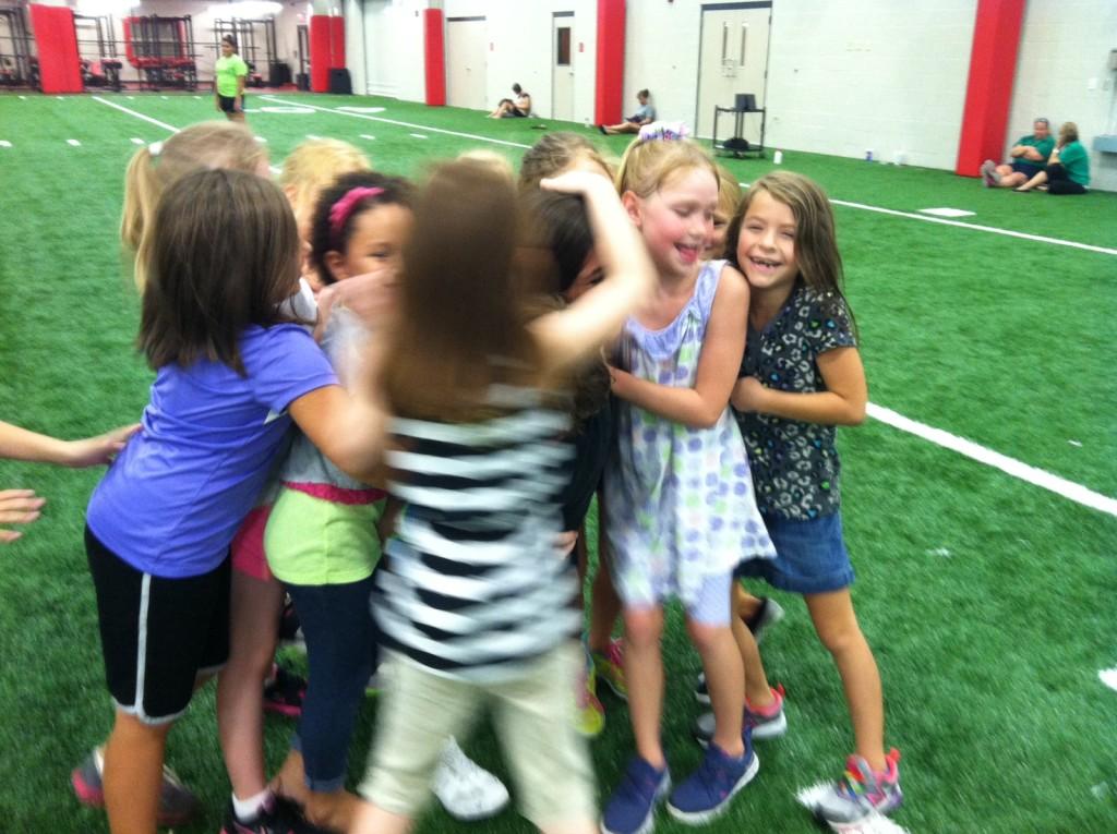 Lionsteppers host fundraiser for kids in community