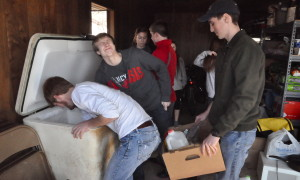 FCA service day gives helping hand to local homeless shelter