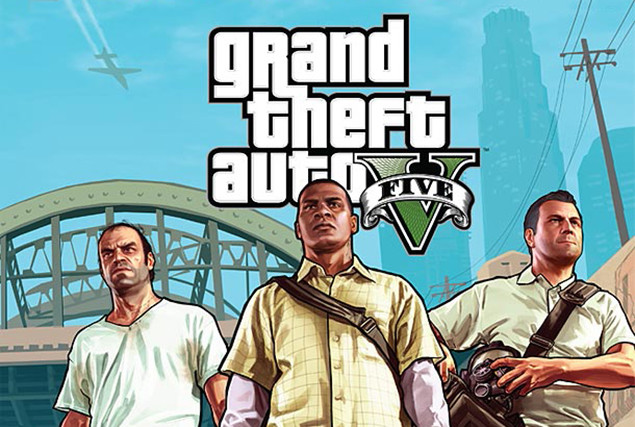 Grand Theft Auto V sanctions fantasy criminal activity