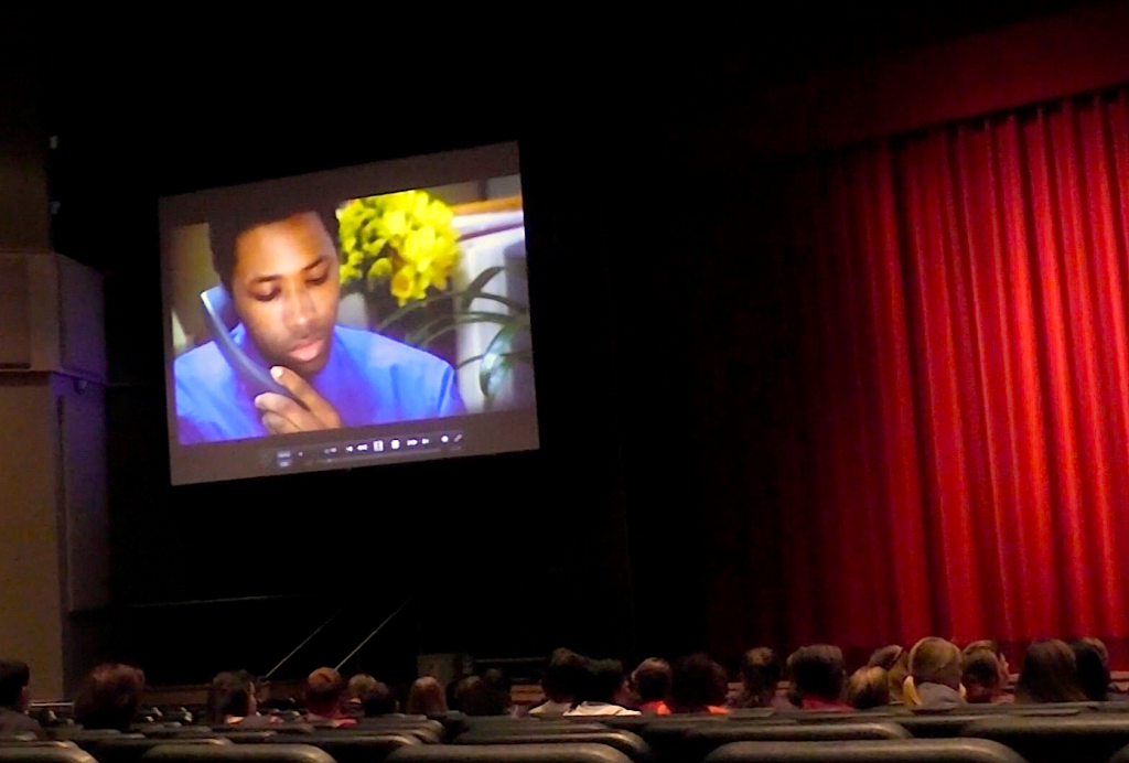 Elliot Foundation presents assembly to make students aware of depression