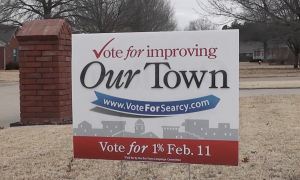 Searcy sales tax passes