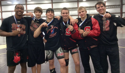 Searcy High Wrestling