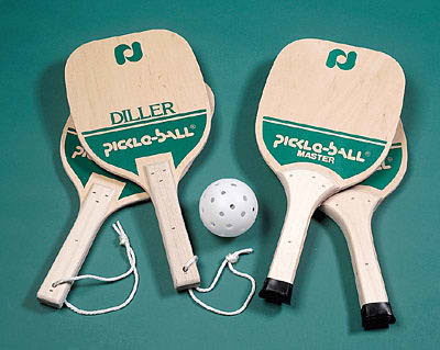 The Great Pickleball