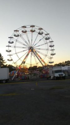 The Thrill of the White County Fair