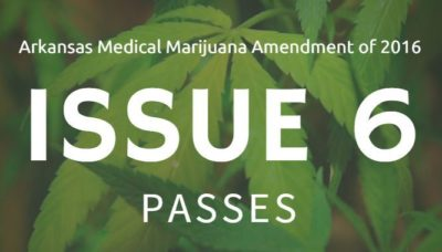 Arkansas Removes Issue 7 from Ballot Guaranteeing the Passing of Issue 6
