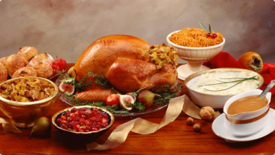 Thanksgiving Dinner Bring Families Together