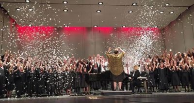 Searcy Choir's Christmas Concert Takes Unexpected Turn
