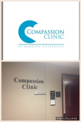 Harding Opens the Compassion Clinic