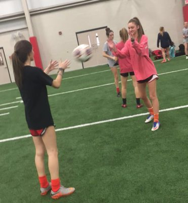 Searcy Lady Lion Soccer Hoping to Score this Season