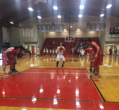 Searcy Lion Basketball Team's Preparation for Batesville Pioneers