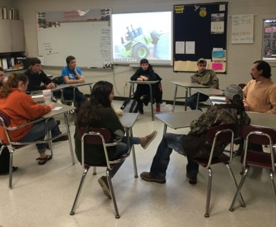Searcy FFA Chapter Prepares for National FFA Week