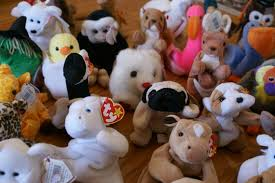 The History of the TY Beanie Baby Toys