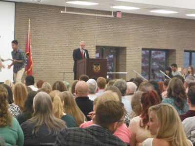 Searcy High Honors Banquet: Praising the Scholars