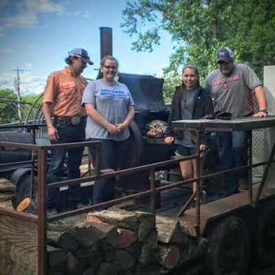 SHS organization has first pork butt fundraiser