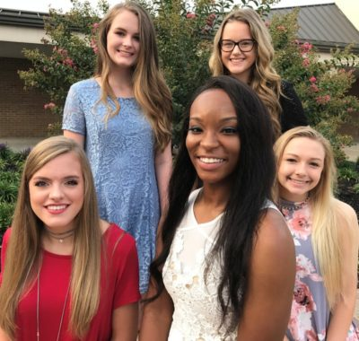 From Voting to Crowning, an inside look on this year's SHS Homecoming Court