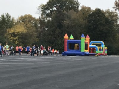 Searcy residents participate in The Well Done Run to serve a great cause.