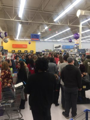 Black Friday affects the city of Searcy