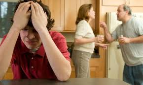 The Consequences for Teens of Divorced Parents