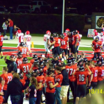 Searcy Lions win against Jacksonville Red Devils