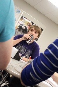 Students enjoy competition of Quiz Bowl