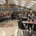Orchestra hosts a dinner to raise money