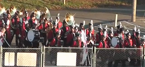 Searcy hosts regional band competition