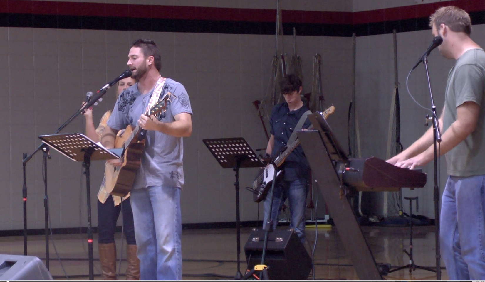 'Fields of Faith' brings students together