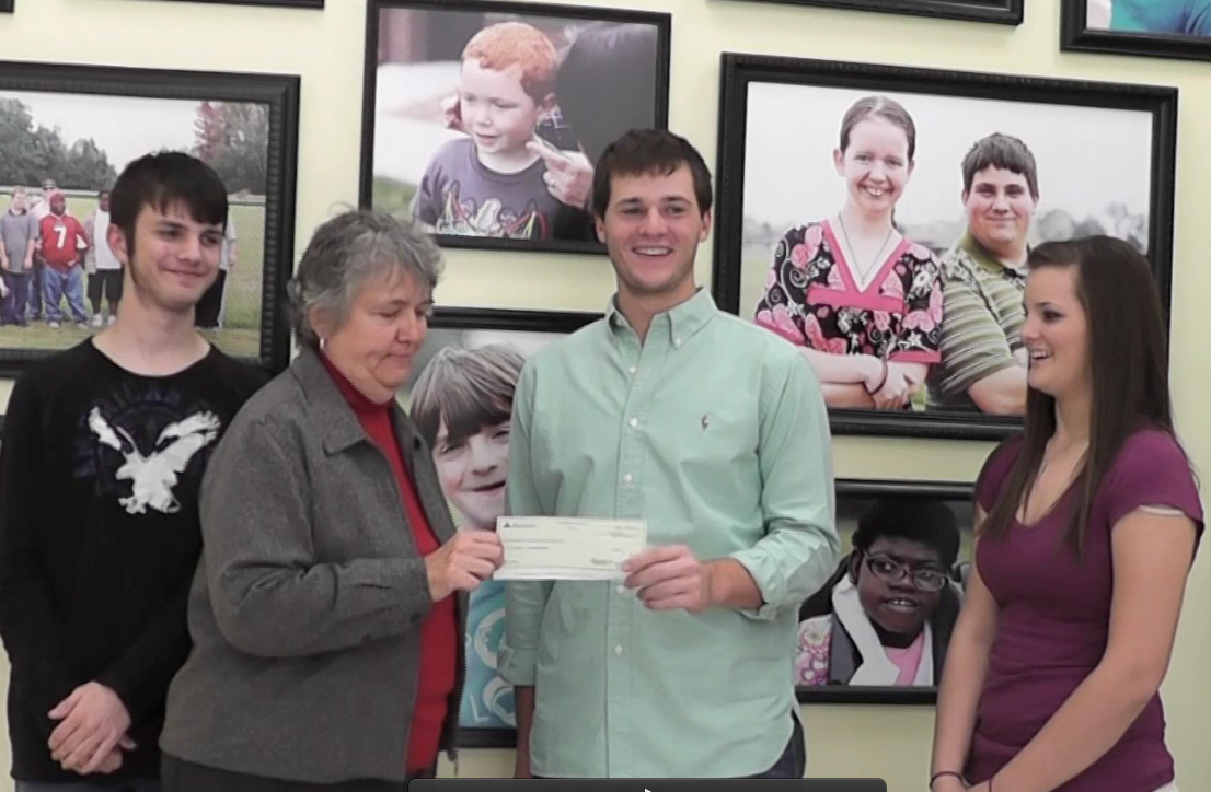 Graduate Dillon Howard gives back to community