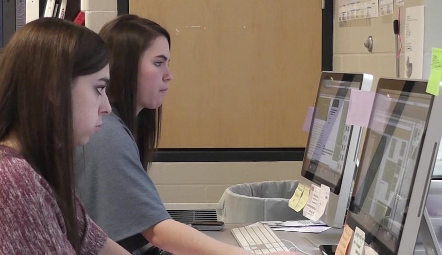 Lack of equipment hurts yearbook staff