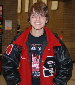Students get chance to order letterman jackets